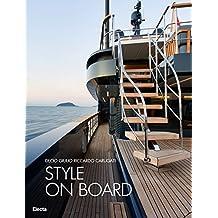 Italian Style on Board: San Lorenzo Yachts Interior Design