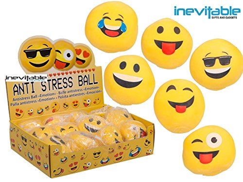 Emoji-Anti-Stress-Ball - Stress-bälle Emojis