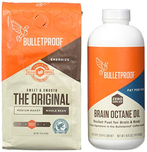 Image of Bulletproof Upgraded Coffee Starter Kit- Brain Octane Edition by BulletProof