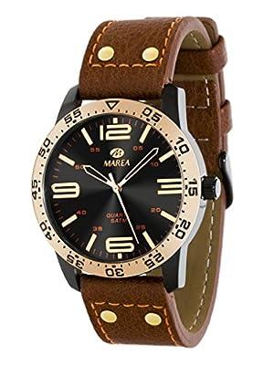 Reloj Marea Hombre B35251/6 Marrón y negro
