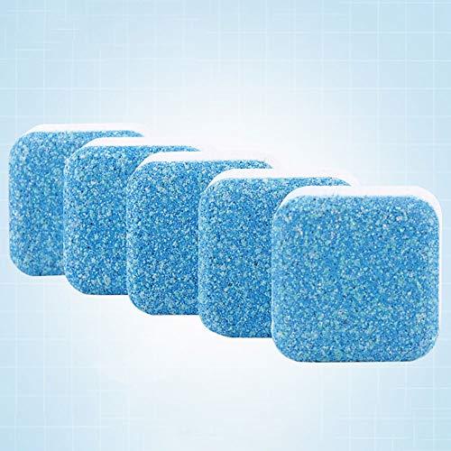 GREENLANS 5Pcs Premium Waschmaschine Reiniger, Triple Dekontaminationskapazität, Halten Sie Ihre Waschmaschine Fresh Remover Deodorant -