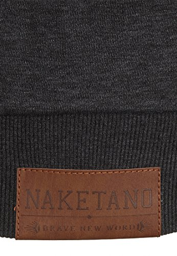 Naketano - Sweat-shirt - Uni - Femme Anthracite Melange