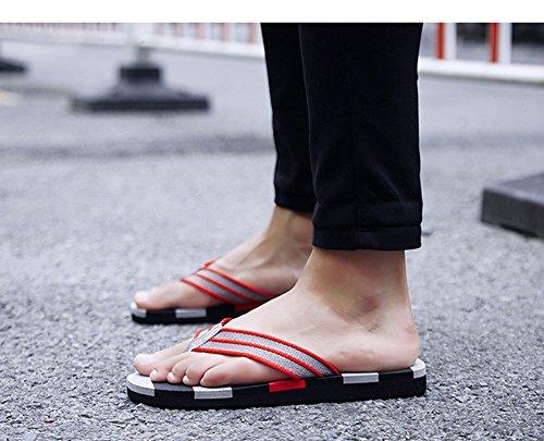 Scothen Sommer Sandale,Unisex Herren Jungen Clog Breathable Mesh Sommer Sandalen Strand Aqua,Walking,Anti-Rutsch Hausschuhe Garden Clogs Shoes Mens Garden Shoes Unisex Adult Sandals Slippers Slip Grau