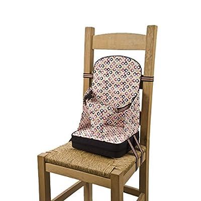 Polar Gear Lightweight Foldaway Baby Booster Seat