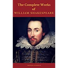 The Complete Works of William Shakespeare (Cronos Classics) (English Edition)