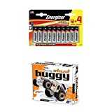 Interplay UK Stunt Buggy with Energizer Max AA Batteries 16 Pack