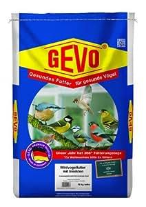 GEVO-Wildvogelfutter mit Insekten10 kg