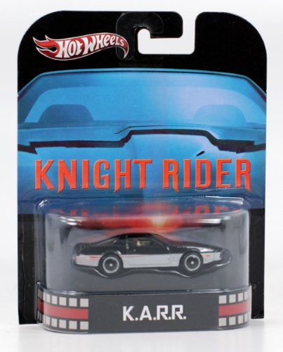 2013 Hot Wheels Knight Rider 'K.A.R.R.' KARR X8929