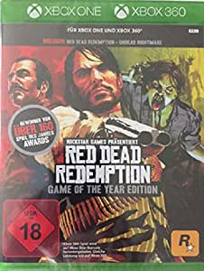 Red Dead Redemption GOTY Classics - [Xbox 360]