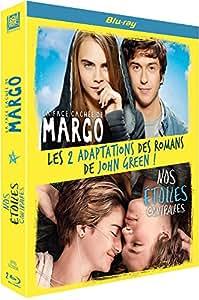 La Face cachée de Margo + Nos étoiles contraires [Blu-ray]