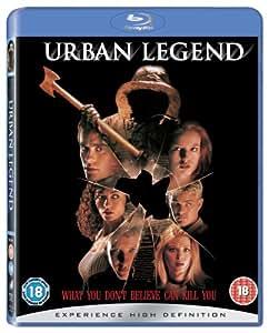 Urban Legend [Blu-ray] [2008] [Region Free]