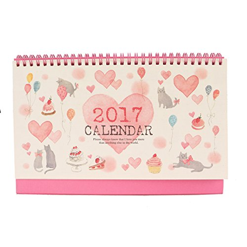 KING DO WAY 2017 Calendrier De Table Bureau Maison...