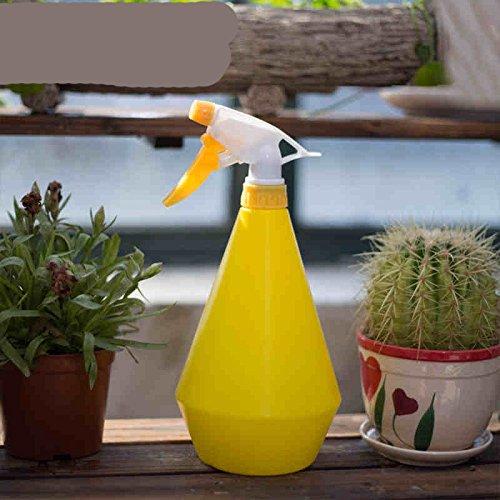 hand-pressure d'arrosage Pulvérisateur Vaporisateur Bouteille pot, Random Color, size:high25cm