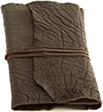 """'Calendrier avec enveloppe en cuir """"Sparta A6, étui contenu interchangeables, 17x 12cm, Agenda, calendrier, calendrier, enveloppe"""