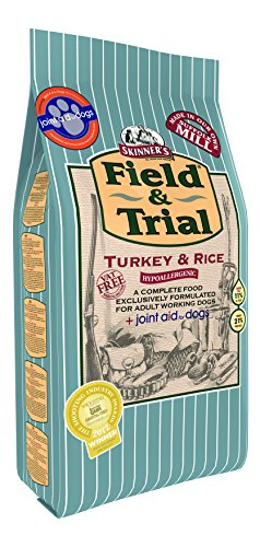 Skinner's Field and Trial Turkey and Rice and Joint Aid, 15 kg