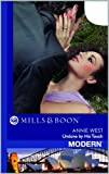 Mills and Boon Undone by His Touch