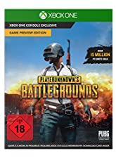 PLAYERUNKNOWN'S BATTLEGROUNDS - Game Preview Edition [Code in The Box] - [Xbox One]