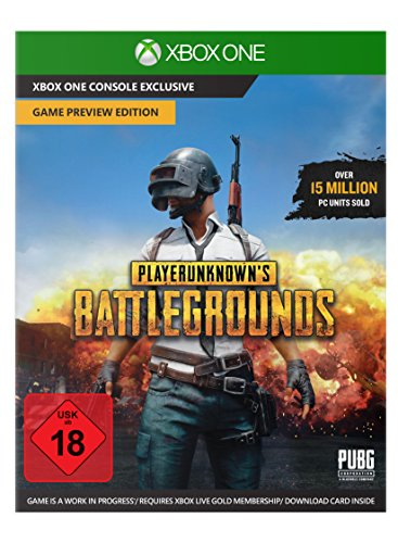PLAYERUNKNOWN'S BATTLEGROUNDS - Game Preview Edition [Code in The Box] - [Xbox One] X-games