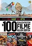 Die 100 schlechtesten Filme aller Zeiten: Das große SchleFaZ-Buch - Oliver Kalkofe, Peter Rütten