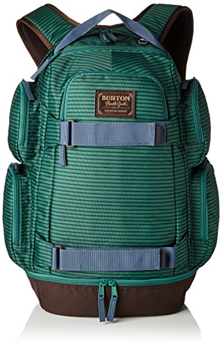 Burton Daypack Distortion, Unisex, Daypack DISTORTION, Soylent Stripe Print, Taglia unica