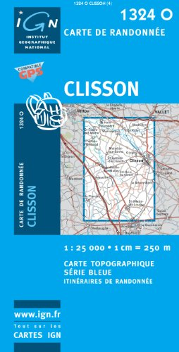 Clisson GPS: IGN1324O