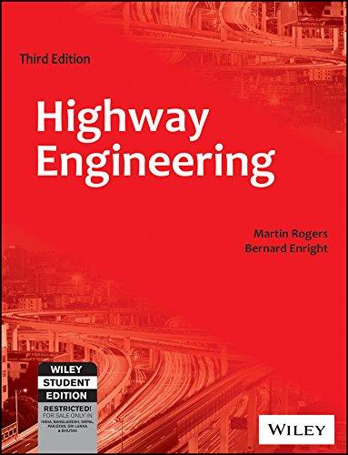 Highway Engineering, 3ed