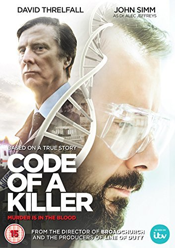 Code of a Killer [ NON-USA FORMAT, PAL, Reg.0 Import - United Kingdom ] by Andrew Tiernan
