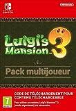 Pack multijoueur de Luigi's Mansion 3   Nintendo Switch -  Code jeu à télécharger