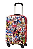 American tourister Marvel Legends Spinner 75/28 Joytwist Maleta de mano, 55 cm, 36 liters, Multicolor