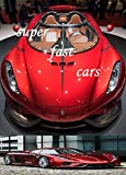 Super Fast Cars: Ultimate cars picture book 1