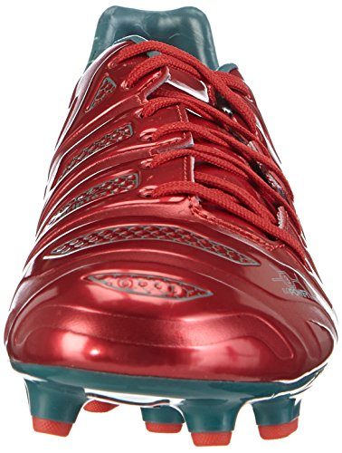 Puma Evopower 3.2 Graphic Fg, Chaussures de Football homme Rouge - Rot (high risk red-white-sea pine 01)