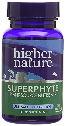 Higher Nature SuperPhyte Pack of 30