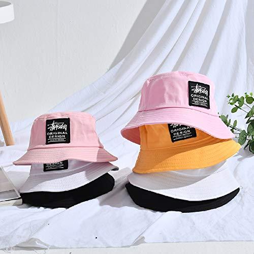 kyprx Cappello da Pescatore Ricamato