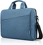 Lenovo Casual Laptop Briefcase T210 (Toploader) 15.6-inch Water Repellent Blue