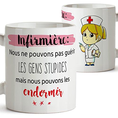 Le mug infirmière