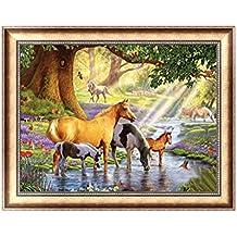 Cavallo animale 5D DIY Diamond Painting ricamo a punto croce Craft Home Decor
