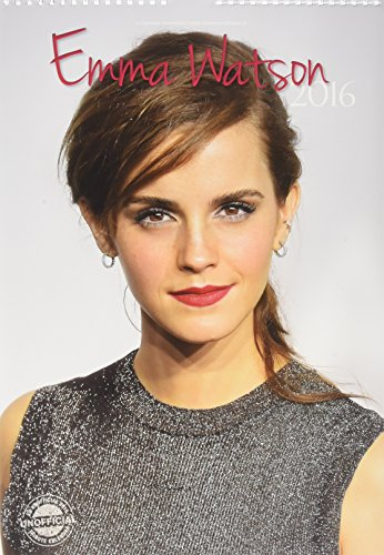 Emma Watson A3 2016 Calendar (Red Star)
