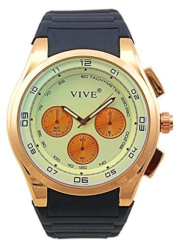 The Big seam Aster Nautilus Marina robusto sportivo design 3d orologio da polso orologio inserto Orologio da polso uomo Design Rose Gold Edition