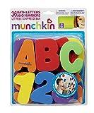 Munchkin Bad Buchstaben und Zahlen