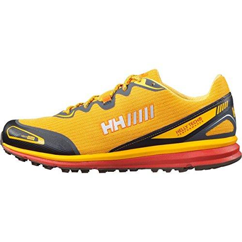 Helly Hansen Pathflyer Ht, Chaussures de Running Homme Jaune (jaune essentiel / rouille)