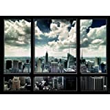 Nathan - Puzzle - Vue sur New-York - 1000 Pieces