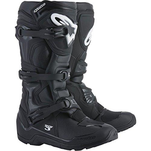 Alpinestars Motocross-Stiefel Tech 3 Enduro Schwarz Gr. 43