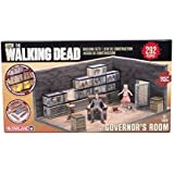 McFarlane Toys Building Sets -The Walking Dead TV The Governor's Room Building Set Assortment by Unknown