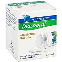 Magnesium Diasporal 400 Extra Kapseln 100 stk preisvergleich bei billige-tabletten.eu