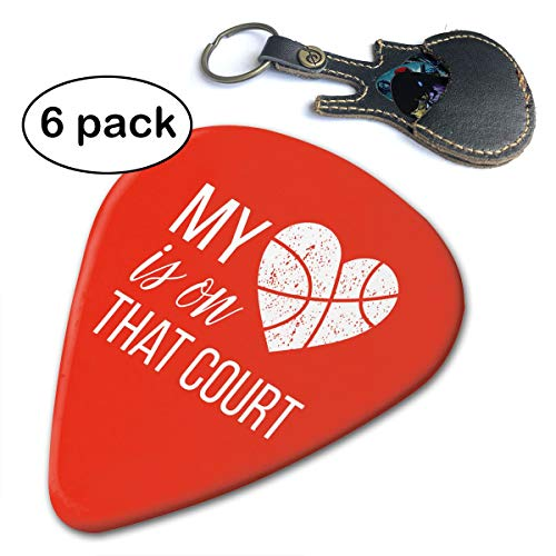 Fighwy My Heart Is On That Court Basketball -
