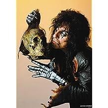 Alice Cooper Poster Skull (59,5cm x 84cm)