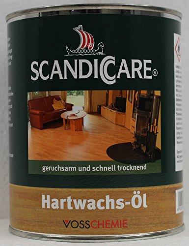 Scandiccare Hartwachs-Öl (1.0 L)