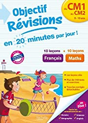 Objectif Révisions Français-Maths du CM1 au CM2