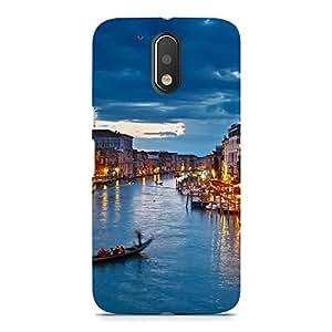 Hamee Designer Printed Hard Back Case Cover for Lenovo K3 Note Design 2051
