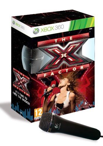 X-Factor : Dual Mic Pack (Xbox360) [Importación inglesa] segunda mano  Se entrega en toda España